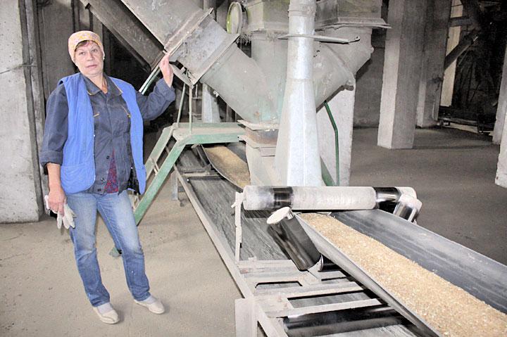 Аппаратчик обработки зерна элеватора купить шнековый транспортер для муки